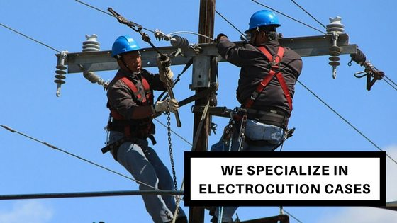temecula electrocution accident lawyers